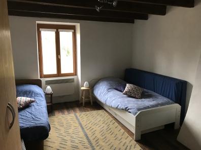 deux lits une place